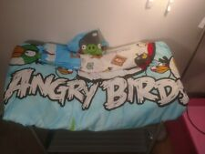4 Piece Twin Sized Children's Bedding Set Angry Birds