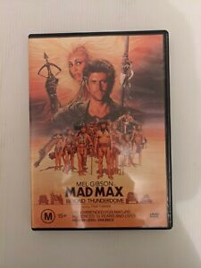 Mad Max - Beyond Thunderdome DVD