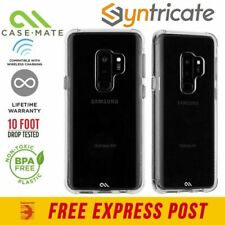 CASEMATE TOUGH RUGGED CASE FOR SAMSUNG GALAXY S9 PLUS - CLEAR COLOUR DURABILITY