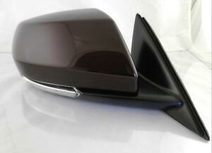 New OEM Power Mirror Passenger 2014-2016 Cadillac ATS Sedan Heat Signal 23194162
