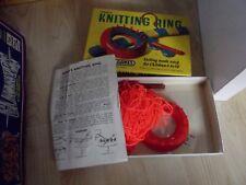 Vintage Knitting ring