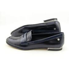 Calvin Klein Celia Women US 8 Blue Loafer Blemish  17082