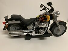 New Bright Harley Davidson Fat Boy Works Tested