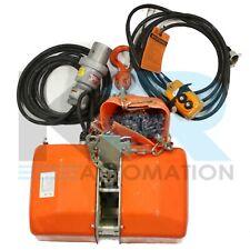 Jet 12ss 3 15 Electric Chain Hoist 12 Ton 15 Lift 3 Phase 230460v 28fpm