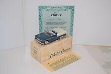 "Collectors Classics 1/43 Chevrolet Chevy ""Bel-Air"" 1955 cabriolet. Réf. C1 1OG"