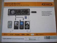 JENSEN HD5212,HD5112 CD Receiver HD Radio/WMA/MP3/USB/SD CARD/iPod/SAT Ready