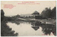 CPA 54 - PONT A MOUSSON (Meurthe et Moselle) - Le Sport Nautique. L'Ecluse