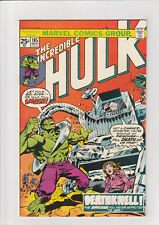 The Incredible Hulk #184 ( 1975, Marvel) F+ Deathknell