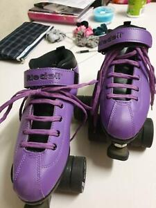 Riedell roller skates size 7 excellent condition