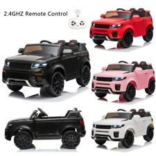 KIDS RIDE ON CAR ELECTRIC 12V BATTERY PARENTAL CONTROL TOY