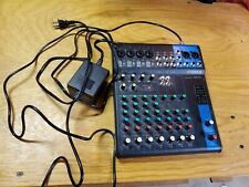 Yamaha Mg10 Stereo Mixer Briefly And Lightly Used. A/C power cord included.