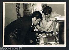 FOTO PHOTO, Röhrenradio Tonbandgerät radio tube tape recorder magnetophone (84)