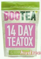 BOOTEA Genuine 14 Days Worth (7teabags) Bedtime Cleanse orignal version