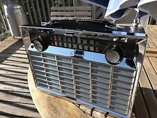 "1961 GE General Electric P-865A P865 Vintage AM/FM Transistor Radio ""restored"""
