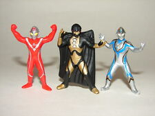 Dyna Strong vs Nise Dyna & Gregor-jin Ultraman Dyna Hyper Hobby Exclusive Set A!