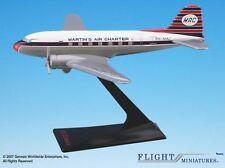 Flight Miniatures Martin's Air Charter Douglas DC-3 1:130 Scale Display Model Mt