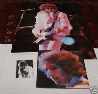 BOB DYLAN:2Lp-1° PRESS ITALY 1978+POSTER+BOOK EX+