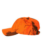 Kati Camo Hat, Camouflage Cap, Hunting, Black white orange or navy (SN200)