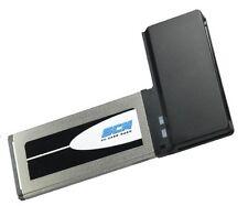 ASCM ADE ExpressCard 34 Adapter für PCMCIA / ATA / SRAM / Linear Flash
