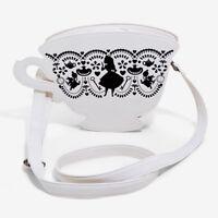 Alice In Wonderland Crossbody Bag Purse Disney Loungefly NEW