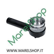 Saeco Braccio portafiltro pressurizzato Gran Crema con Filtro 2 Tazze incluso