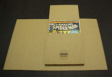 25 GEMINI Comic Book Flash Mailers (Fits most Comic and Graphic Novel sizes)