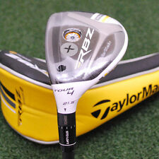 """TaylorMade Rocketballz Stage 2 TOUR TP LEFT HAND Rescue 4h """"X"""" Extra Stiff NEW"""