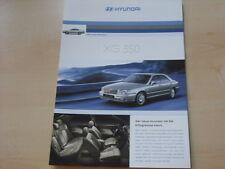 54268) Hyundai XG 350 Prospekt 200?