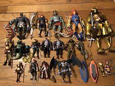 Thundercats Action Figures Lot