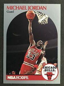 MICHAEL JORDAN 1990 NBA HOOPS  NO 65     57998
