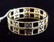 ESCADA Damen Armreif 925 Silber Gold E73013