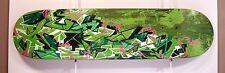TAKT -street-art- Planche de skateboard peinte à la main signée /cope2/seen/taki