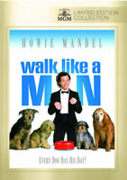Walk Like a Man (1987 Howie Mandel) DVD NEW