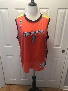 Vintage WNBA Champion Womens Jersey Phoenix Mercury Timms Size Large
