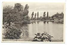 STAFFORDSHIRE - QUEENS PARK, LONGTON, STOKE On TRENT  Postcard