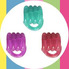 Kids Tangle Jr Metallic Fiddle Fidget Stress ADHD Autism Sensory Luminous Toy