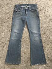 "LUCKY BRAND Womens Size 2/26 Sweet N Low Denim Blue Jeans Boot Cut 29.5"" Inseam"