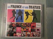 Cd LA FRANCE et LES BEATLES vol.1 (R. Anthony Akim Blue Notes M. Amont etc.)