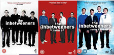 THE INBETWEENERS COMPLETE SERIES 1-3 BOX SET Blake Harrison R2 UK DVD Season 1-3