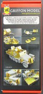 Griffon Models 1/35th Scale WWII German Sd Kfz 10 Premium Edition No. BPL35013