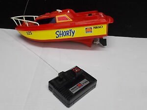 Spielzeugschiff Shorty With Radio Controll, Battery Operated