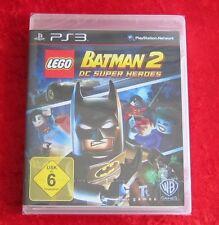 Lego Batman 2 DC Super Heroes, PlayStation 3 Spiel, Neu, deutsche Version