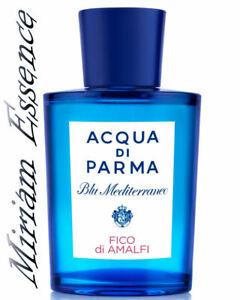 Profumo Acqua Di Parma Blu Mediterraneo Fico di Amalfi 150 ml Spray
