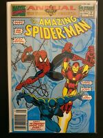 The Amazing Spider-Man Annual 25 News stand VARIANT High Grade Marvel CL91-260