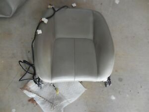 INFINITI G35 2002-2006 FRONT RIGHT PASSENGER SIDE BACK SUPPORT UPPER SEAT W/HEAT