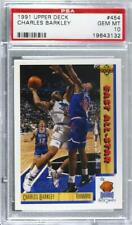 1991-92 Upper Deck Charles Barkley #454 PSA 10 HOF