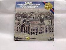 Mahler Symphonies 9&10 (Adagio) 2LP Record Box Set                         lp127