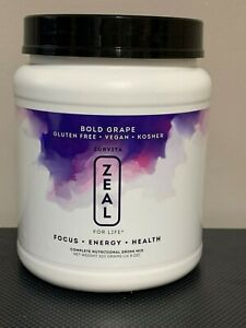Zurvita Zeal for Life 30 Day Supply (Canister) Exp 04/22