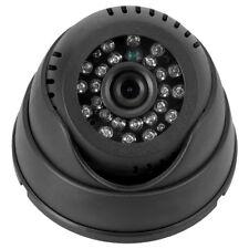 Camera Dome CCTV Security Camera Micro-SD/TF Card Night Vision DVR Recorder W9P5