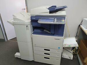 Toshiba ES4555C 5yrs old multi function machine